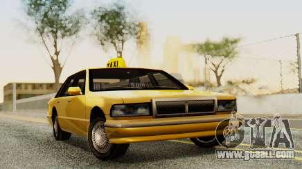Declasse Premier Taxi for GTA San Andreas