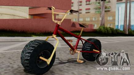 Monster BMX for GTA San Andreas