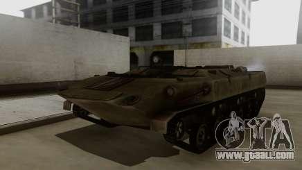 BTR-D for GTA San Andreas