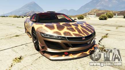 Dinka Jester (Racecar) Cheetah for GTA 5