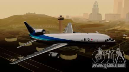 Lockheed L-1011 TriStar All Nippon Airways for GTA San Andreas