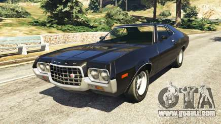 Ford Gran Torino Sport 1972 [Beta] for GTA 5