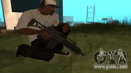 GTA 5 Special Carbine for GTA San Andreas