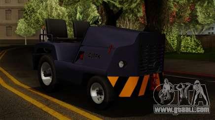 Clark CT-50 Baggage for GTA San Andreas