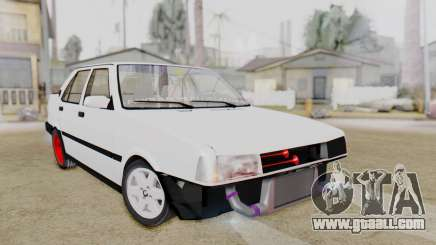 Tofas Turbo SLX 1.6 for GTA San Andreas