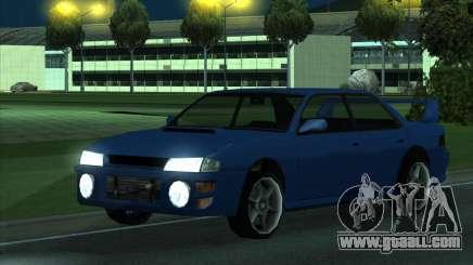 Sultan v1.0 for GTA San Andreas