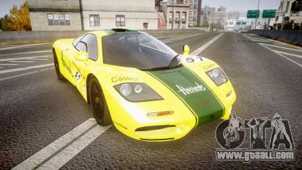 McLaren F1 1993 [EPM] Harrods for GTA 4