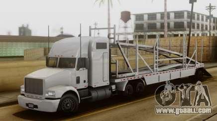 GTA 5 MTL Packer Driving for GTA San Andreas
