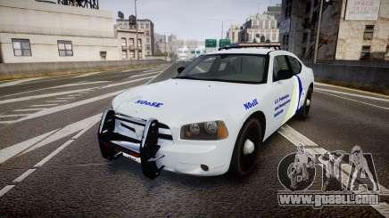 Dodge Charger NOOSE [ELS] for GTA 4