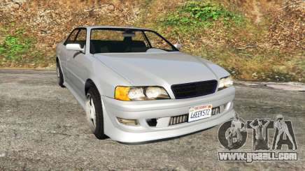 Toyota Chaser 1999 v0.3 for GTA 5