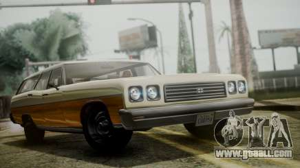 GTA 5 Dundreary Regina IVF for GTA San Andreas