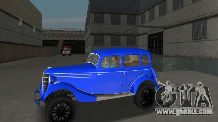 GAZ 11-73 Royal Blue for GTA Vice City