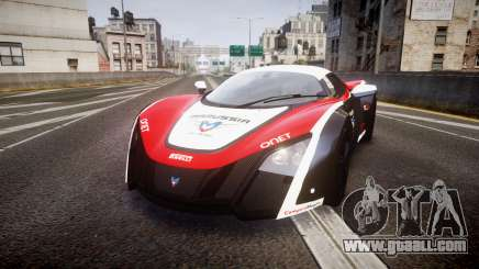 Marussia B2 2012 Jules for GTA 4