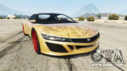 Dinka Jester (Racecar) Dirt for GTA 5