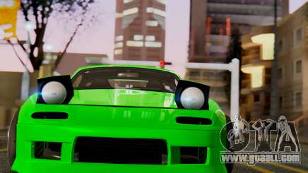 Mazda MX-5 BnSports for GTA San Andreas