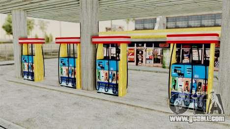 LS CJ Gas v2 for GTA San Andreas third screenshot