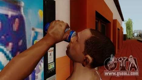 Rani Juice Can for GTA San Andreas third screenshot