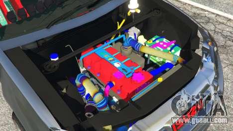 GTA 5 Isuzu D-Max rear right side view