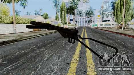 Sten MK IIS from Battlefield 1942 for GTA San Andreas second screenshot