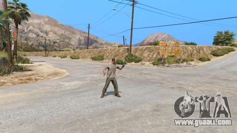 GTA 5 Sword Excalibur second screenshot