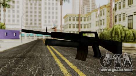 M16 from Delta Force for GTA San Andreas