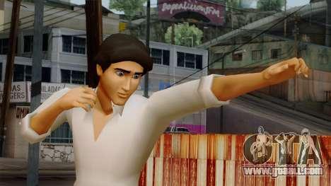 Eric (The Little Mermaid) for GTA San Andreas