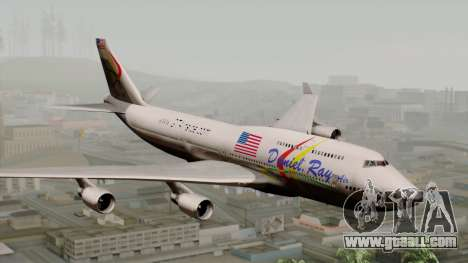 Boeing 747-400 Friendship Tag for GTA San Andreas