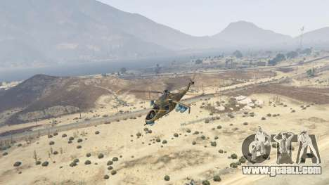 GTA 5 Mi 24 fourth screenshot