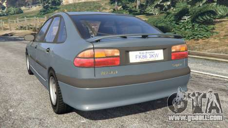 GTA 5 Renault Laguna I Phase II rear left side view