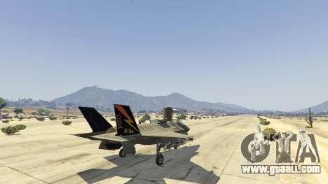 F-35B Lightning II (VTOL) for GTA 5