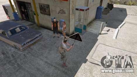 GTA 5 Road sign fourth screenshot