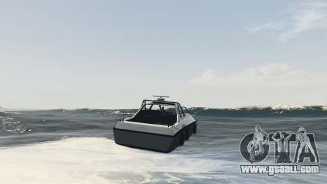 GTA 5 Improved boat Suntrap eighth screenshot