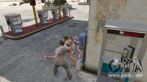 The Rambo Knife for GTA 5