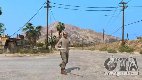 GTA 5 Katana second screenshot