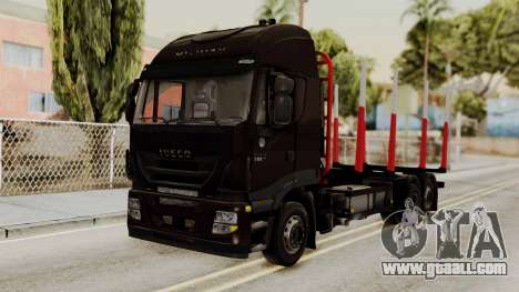 Iveco Truck from ETS 2 v2 for GTA San Andreas