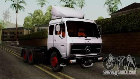 Mercedes-Benz NG 1632 for GTA San Andreas
