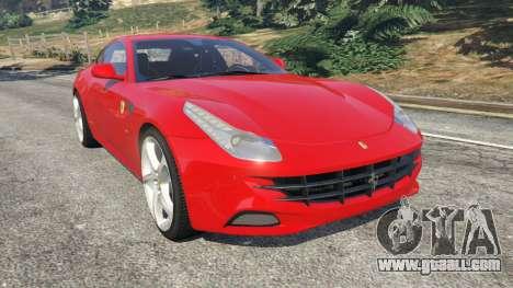 Ferrari FF for GTA 5