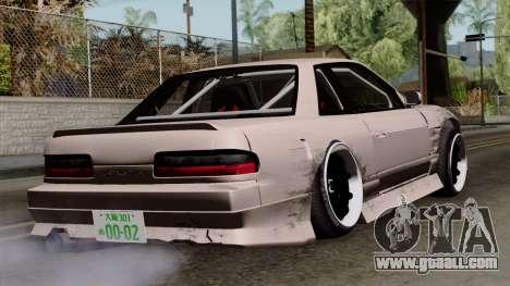 Nissan Silvia S13 for GTA San Andreas