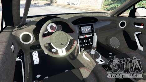 Toyota GT-86 v1.3 for GTA 5