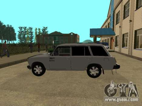 VAZ 2102 for GTA San Andreas left view