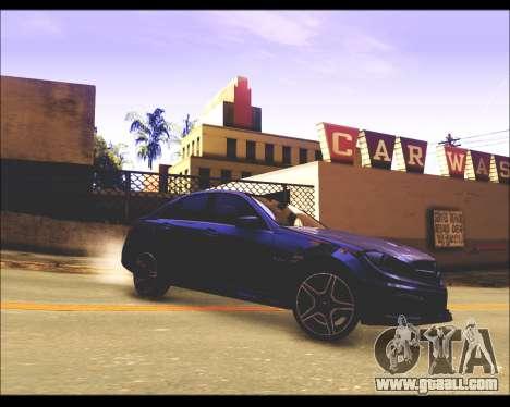 REXAS ENB v1 for GTA San Andreas forth screenshot