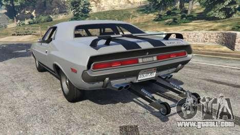 Dodge Challenger RT 440 1970 v0.9 [Beta] for GTA 5