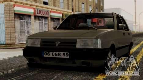 Tofas Dogan for GTA San Andreas