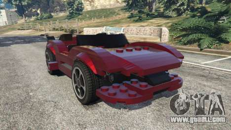 LEGO Car for GTA 5