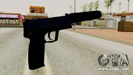 USP-S Guardian for GTA San Andreas second screenshot