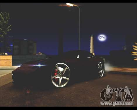 REXAS ENB v1 for GTA San Andreas fifth screenshot
