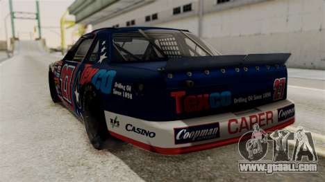 Chevrolet Lumina NASCAR 1992 for GTA San Andreas left view