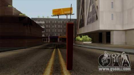 Dynamite for GTA San Andreas second screenshot