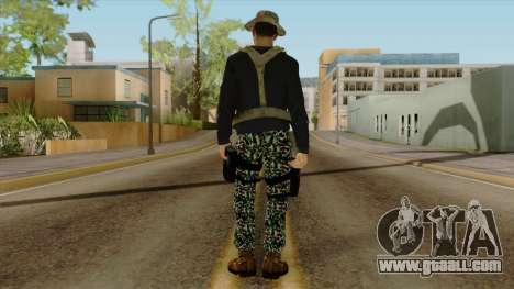 Autodefensa v2 for GTA San Andreas third screenshot