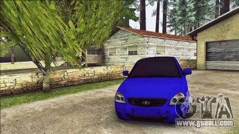 VAZ 2170 Vip Style for GTA San Andreas